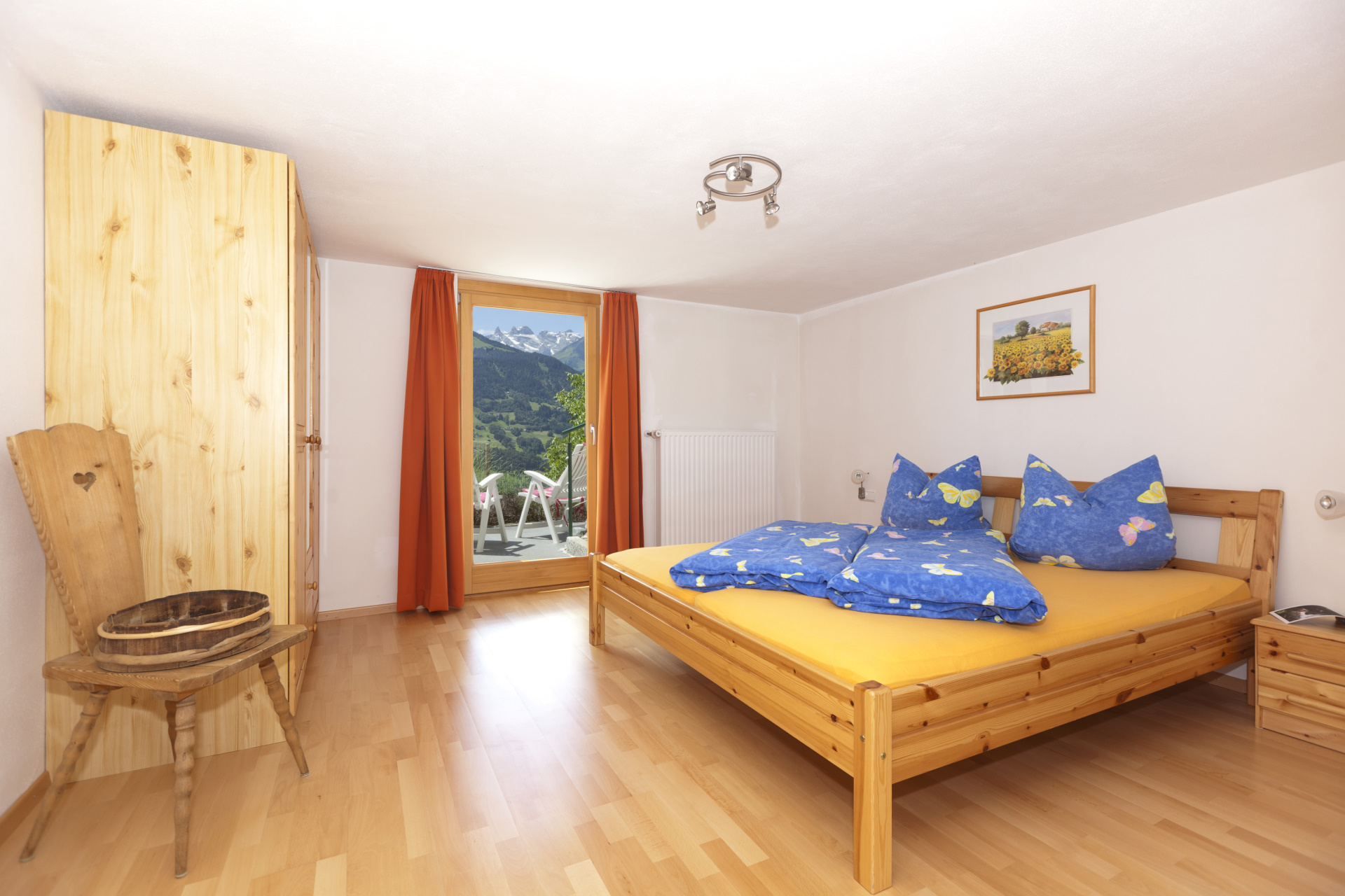 Ferienhaus Grappa Schlafzimmer 3